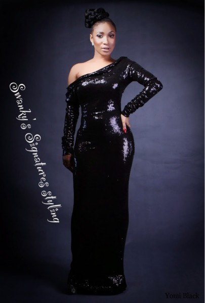 Tonto-Dikeh-Black-Dress-3
