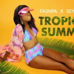 In Photos: Seyi Shay is Sizzling on Fashpa's Tropical Summer LookBook