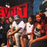 Tiwa Savage, Ice Prince & Davido On Diddy's Revolt TV