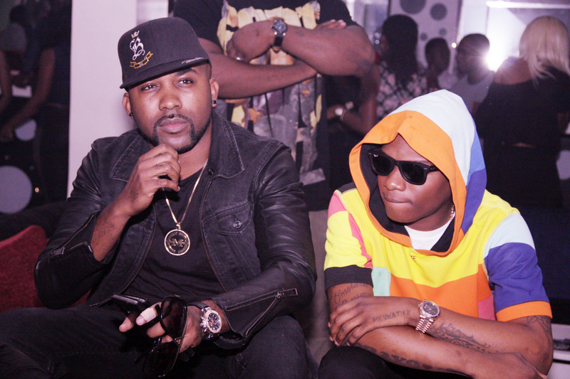 13-Banky W and Wiz