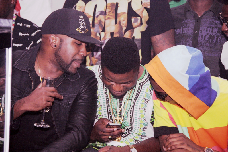 20-Banky W, Skales and Wizkid