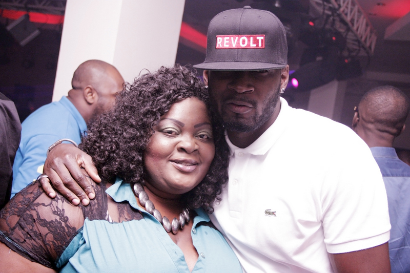 22-Eniola Badmus and TeeBillz