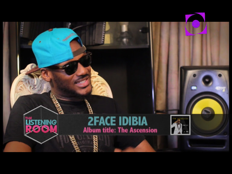 2face Idibia The Ascension Channel O Listening Room