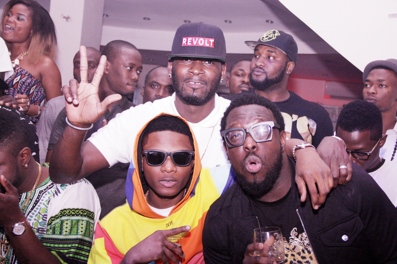 38-Wizkid, TeeBillz and Timaya