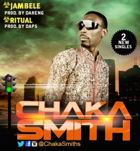 Chaka Single Art Work