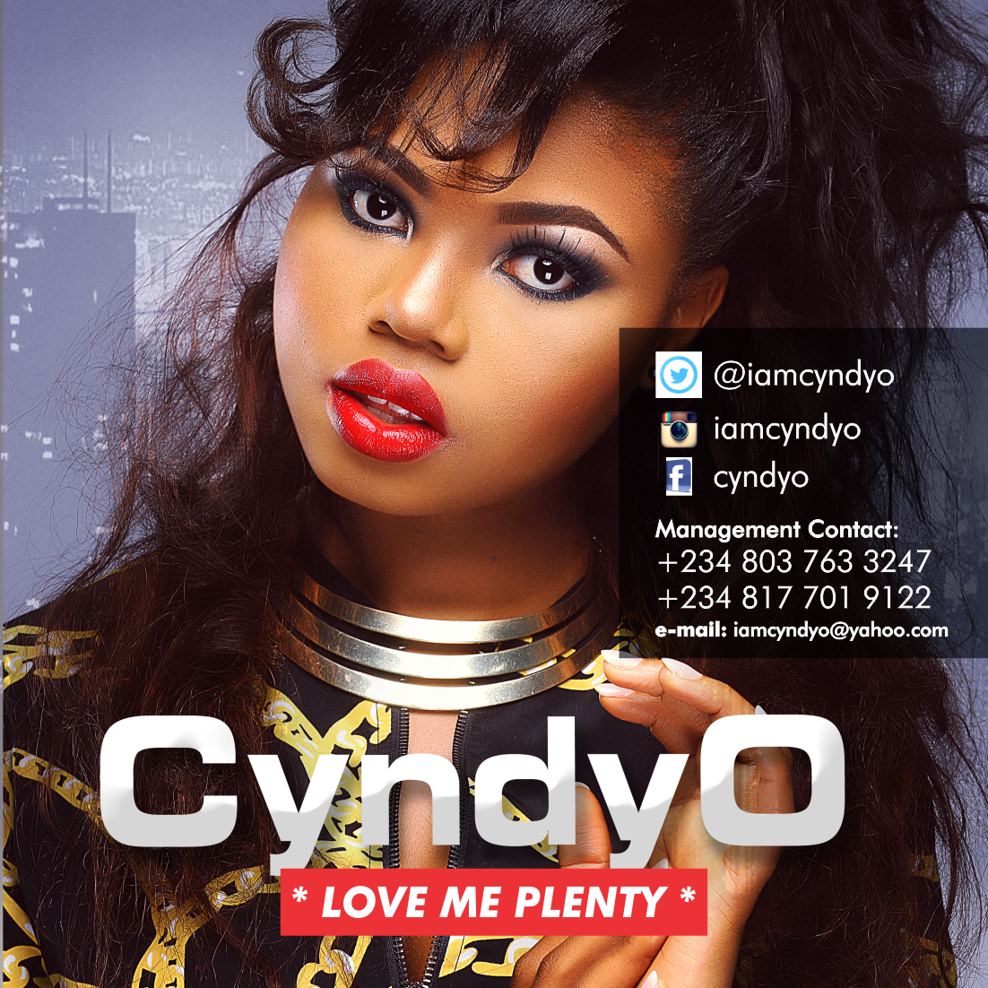 CyndyO - LoveMe Plenty-Art