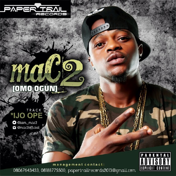 Mac 2 - Ijo Ope - Art