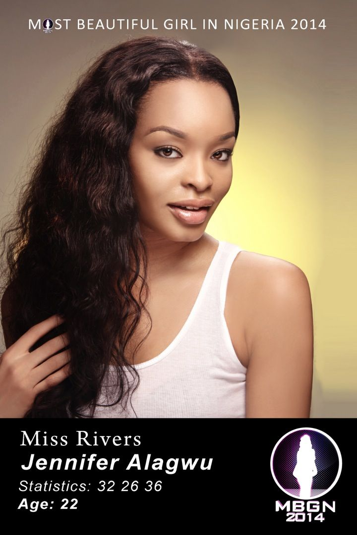 Exclusive Pictures: Most Beautiful Girl In Nigeria (MBGN