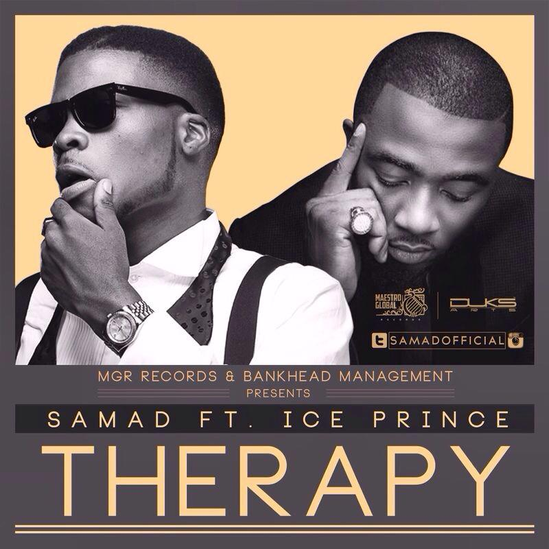 SAMAD FT ICE PRINCE ΓÇô THERAPY ART