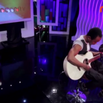 "VIDEO: Brymo Performs ""GoodBye"" On NdaniTV"