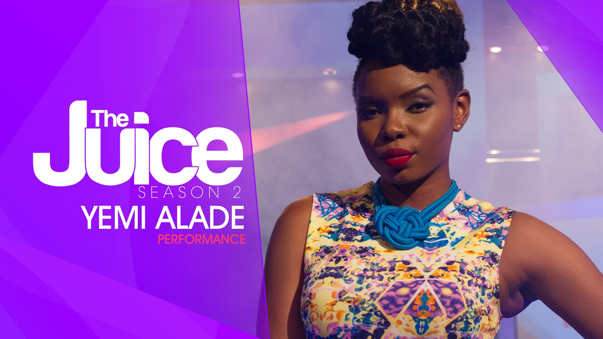 Yemi Alade Performance on The Juice Grand Finale