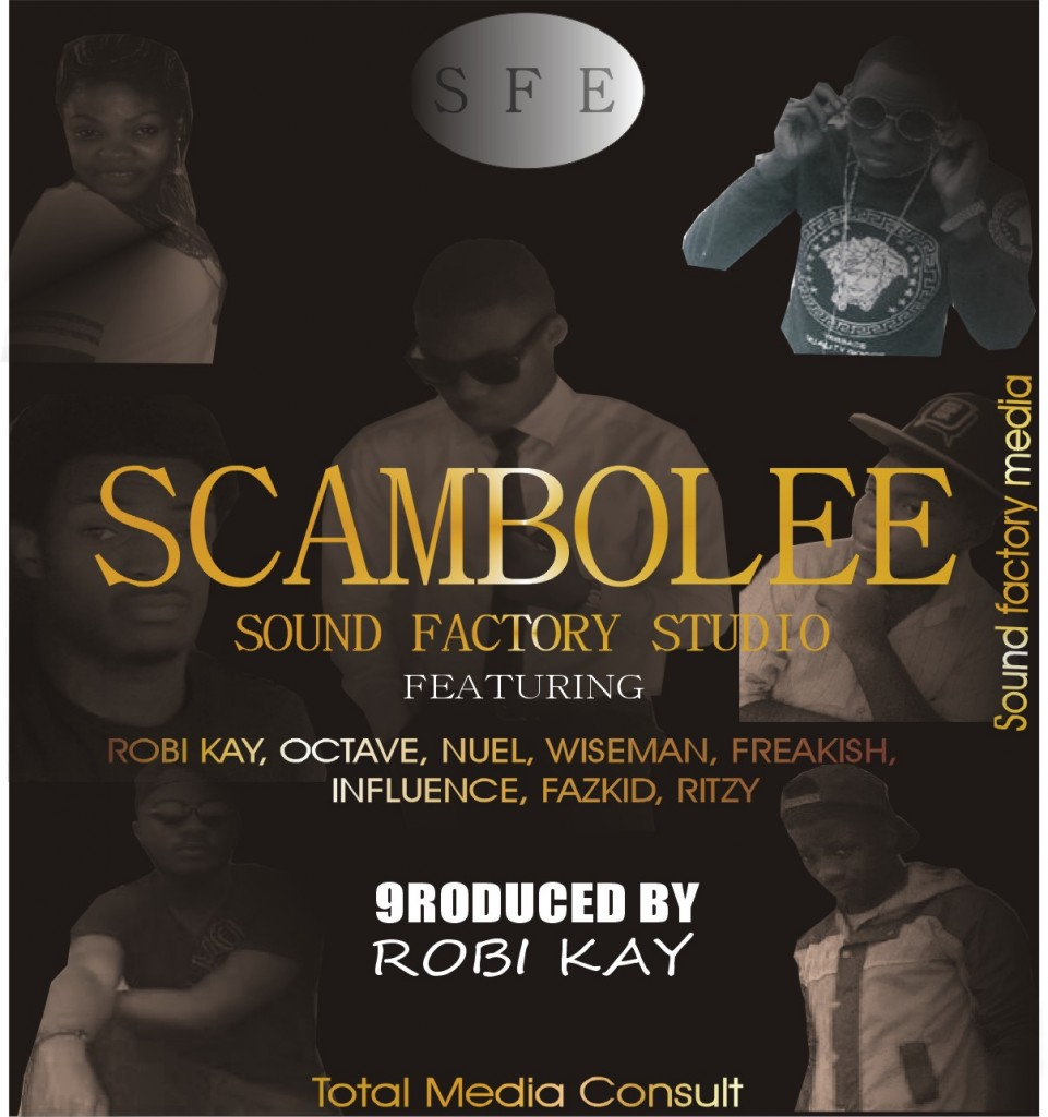 scambolee album art