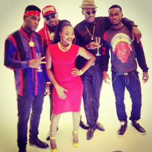 Burnaboy, JimmyJatt, Soundsultan