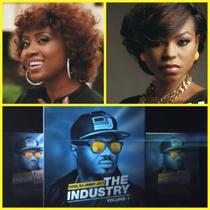 DJ Jimmy Jatt NikkiLaoye Niyola The Industry