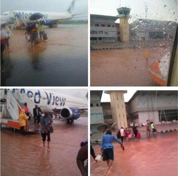 Enugu-Airport-Flooded