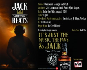 JD Flyer_Upstream Lounge