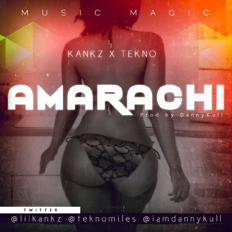 Kankz - Amarachi ft. Tekno-ART