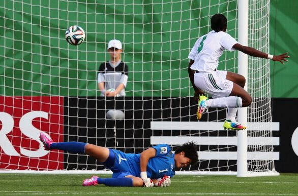 Nigeria-Falconets