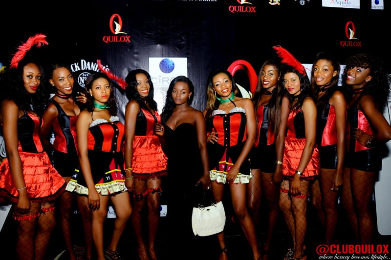 Quilox Hostesses