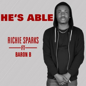 Richie Sparks - He's Able - Art