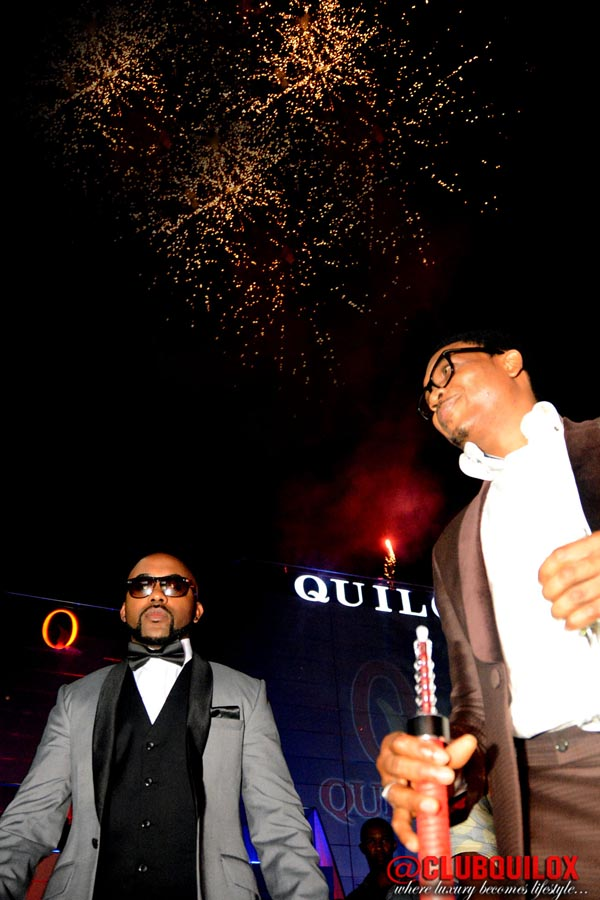 Shina Peller and Banky W 4
