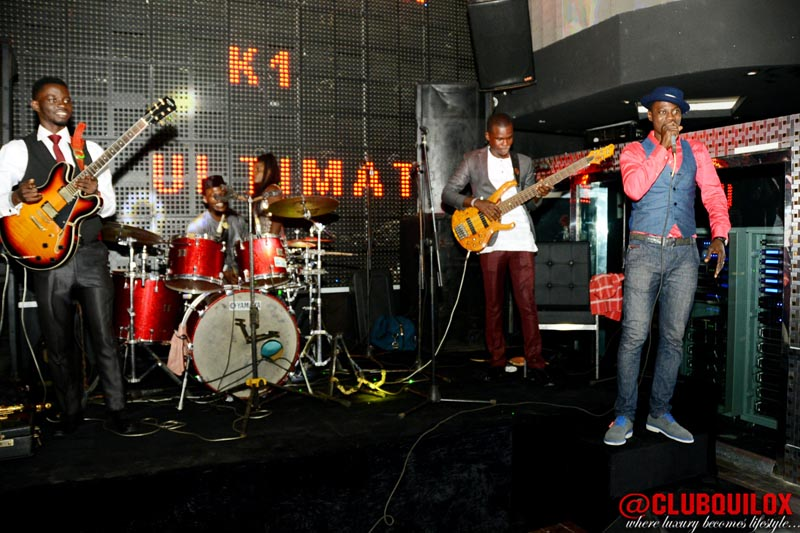Sound Sultan Performing
