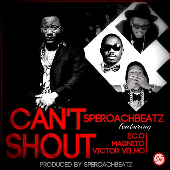 SperoachBeatz - Can't Shout-Art
