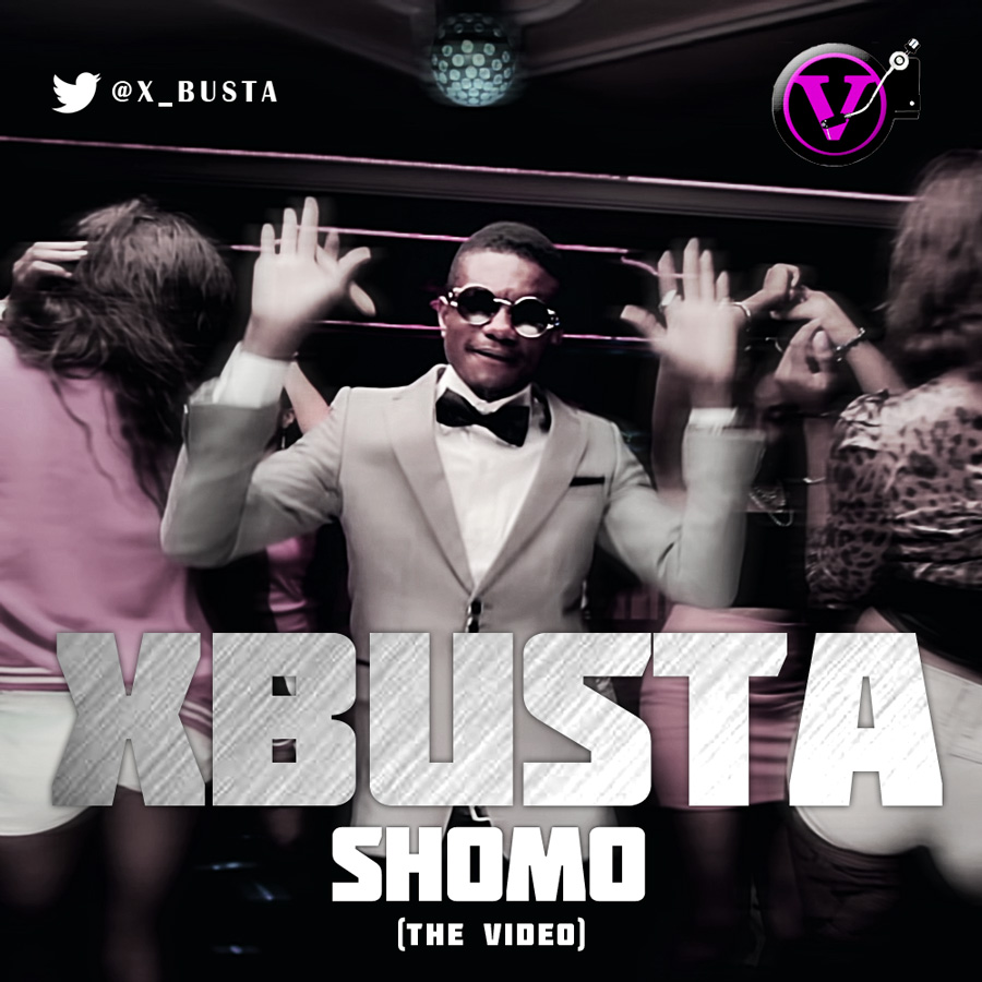 X-Busta - SHOMO [Official Video] Artwork