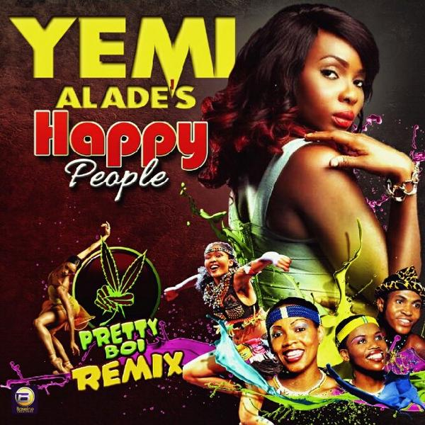 Yemi Alade - My Head O! (PrettyBoi Remix)-Art