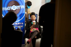 Yemi Alade on Factory78