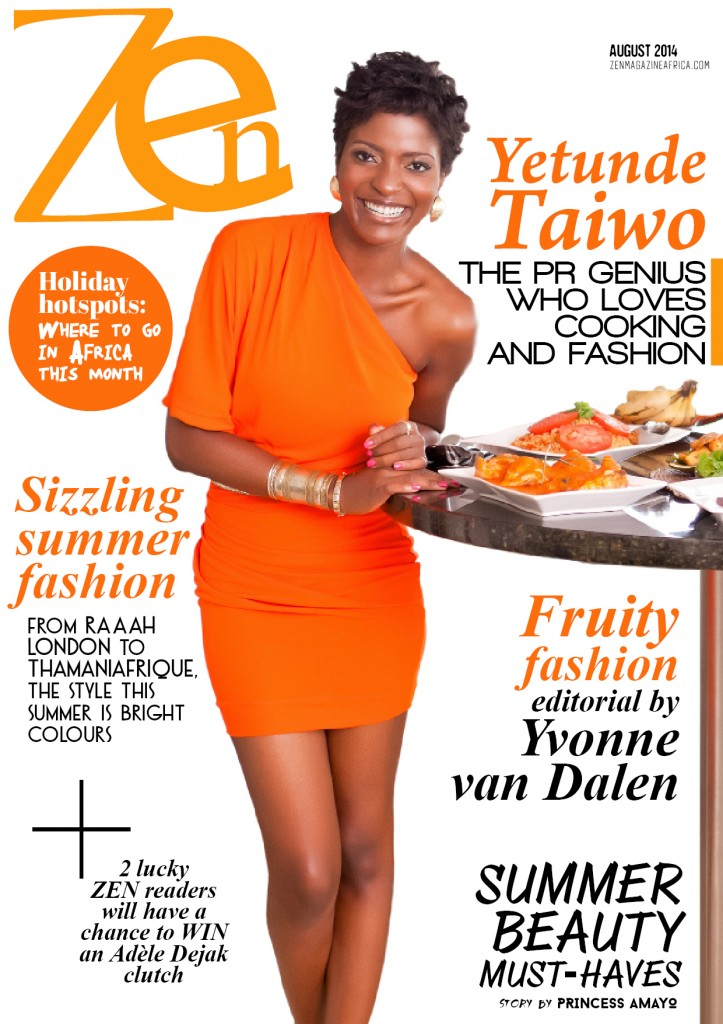 Zen+Magazine+Africa+August+2014+Cover+with+Yetunde+Taiwo(1)
