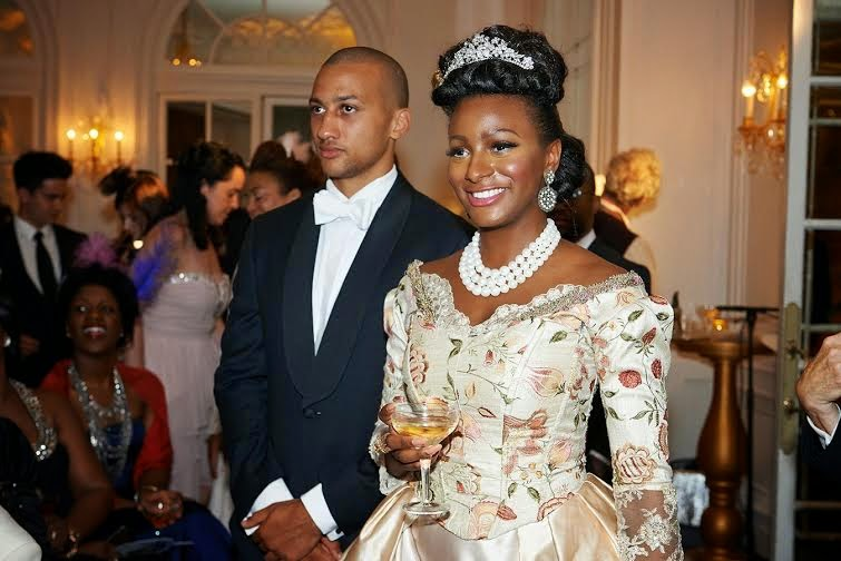 in pictures dj cuppy s graduation party house of cuppy london