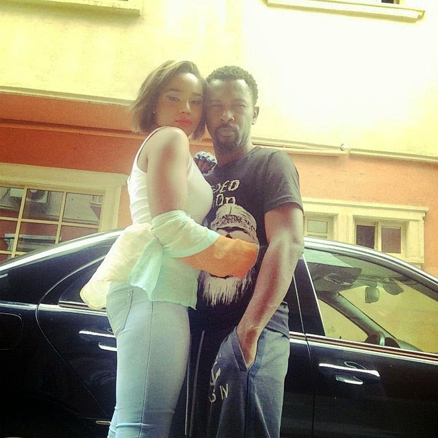 Ruggedman and Maheeda