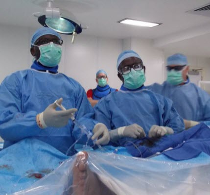 surgeons at uch ii